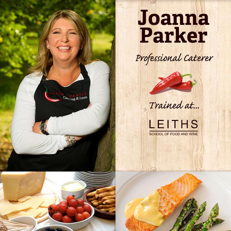 Joanna Parker branding